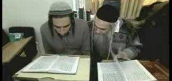 Palestinian Arab Muslim Converts To Judaism