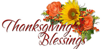 Thanksgiving – the first step in true worship