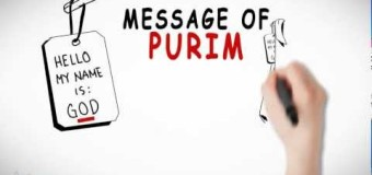 The Message of Purim