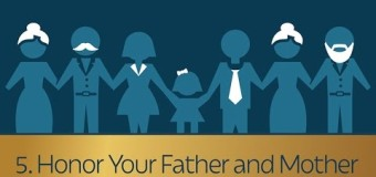 Commandment 5: Honor your father and mother – Dennis Prager