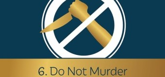 Commandment 6: Do not murder – Dennis Prager