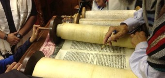 Why our congregation needs a kosher WWII Torah Scroll