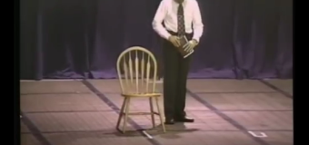 The Chair – Fixed Point of Reference
