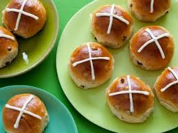 easter-cross buns