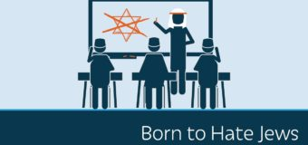 Born to Hate Jews