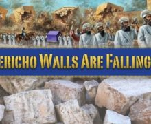 Week 5 of our Walls of Jericho fast – keep pressing in …