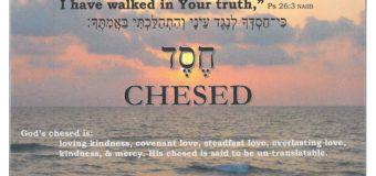 God's Chesed